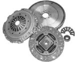 PEUGEOT 307 2.0HDI 2.0 HDI 79KW 107HP DUAL TO SMF FLYWHEEL & CLUTCH KIT